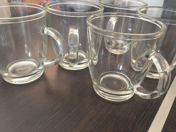 Selling: Glass cups