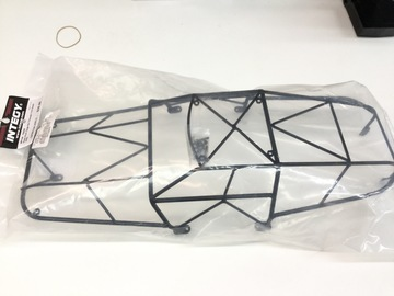 Selling: Integy Steel Roll Cage for Traxxas Slash 2WD.