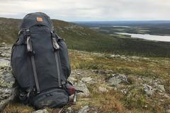 Vuokrataan: Fjällrävän Kajka 100