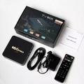 Bulk Lot: 50x MXQ Pro 4K 64Bit Android 7.1 Quad Core Smart TV Box
