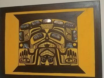 Selling: Haida storage box