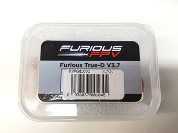 Selling: Furious FPV True-D V3.7