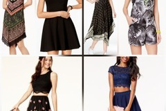 Bulk Lot: 100pc Juniors Apparel from Major Dept Store! New with Tags!