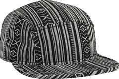 Bulk Lot: OTTO Aztec Pattern Cotton  Flat Visor Camper Hat (144 Hats)