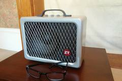 Renting out: ZT Lunchbox guitar amplifier.