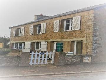 Location par semaine: Maison F4 - Flamanville (80m²)