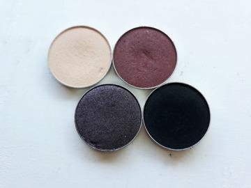 Venta: Pack sombras makeupgeek (Falta corrupt)