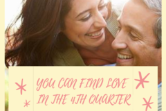 Coaching Session: You Can Find Love In the 4th Quarter
