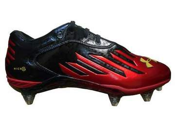 Make An Offer: 1,105 New Under Armor Cleats - MSRP $45,000+