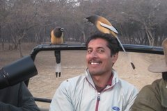 Free Listing: Day out with Manish Vaidya, our next Green Star!