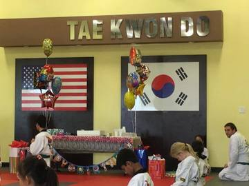 Request To Book & Pay In-Person (hourly/per party package pricing): Taekwondo Birthday Party Packages