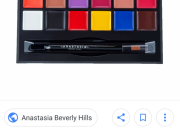 Buscando: anastasia palette lipstick