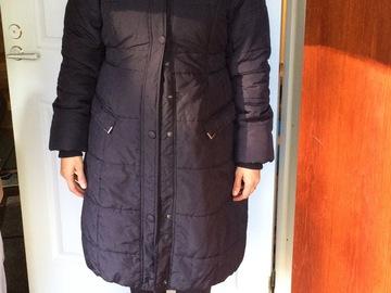 Myydään: Maternity winter jacket