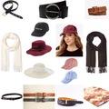 Bulk Lot: NEW Designer Brand Accessories - Michael Kors, Kate Spade