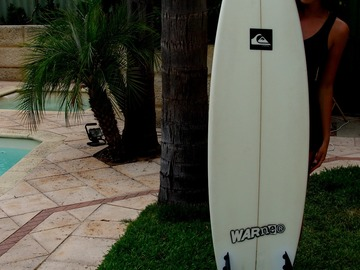 Daily Rate: Quiksilver Warner 6'6