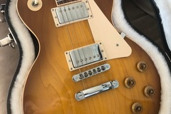 Renting out: Gibson Les Paul w/Split Coil Technology