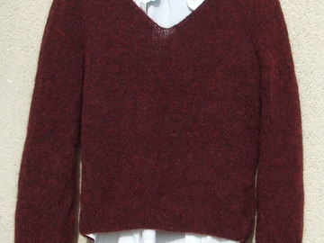 Vente au détail: Pull femmes tricoté mains