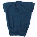 Vente au détail: Pull bleu canard en alpaga
