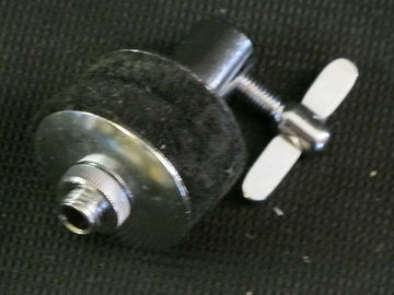 Selling with online payment: Mighty Mite vintage type hi hat clutch, small bore