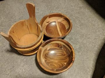 Annetaan: small bowls