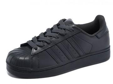 Vente avec paiement en ligne: Femme/Homme Adidas Originals Superstar Noir