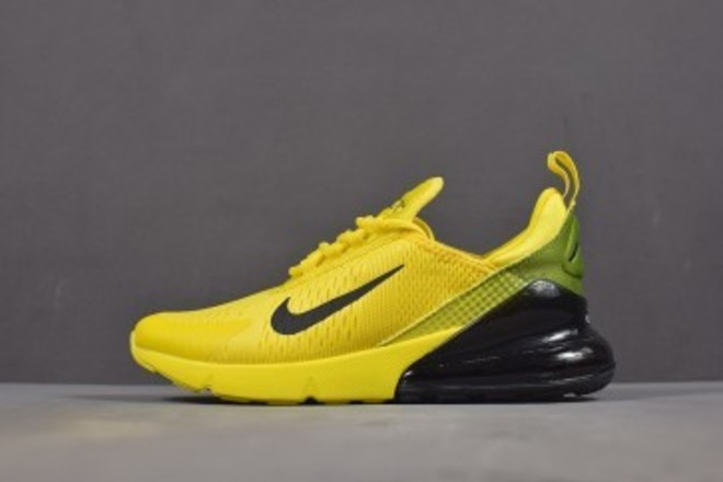 air max 270 homme jaune