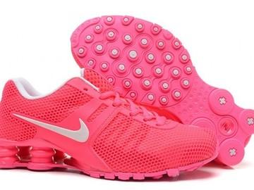 Vente avec paiement en ligne: Femme Nike Shox Current Violet
