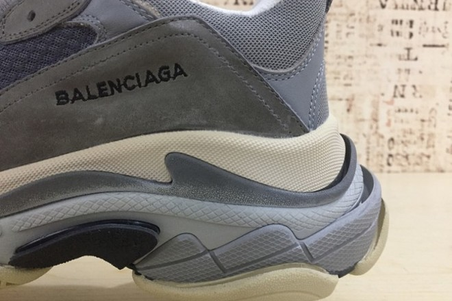 Balenciaga Triple S low top trainers 7 115 SEK liked on