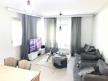 Renting out: 2H+k 58m2 Furnished Apartment for December