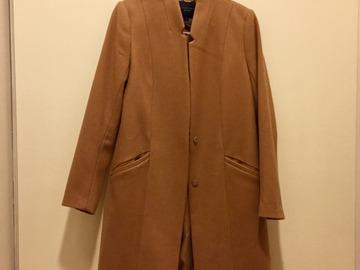 Myydään: Seppälä woman wool-blend coat - brand new without tag