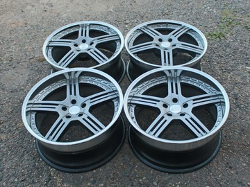 Selling: JDM RARE Superstar Leon Hardirit Rasen 20 inch 3PIECE WHEELS
