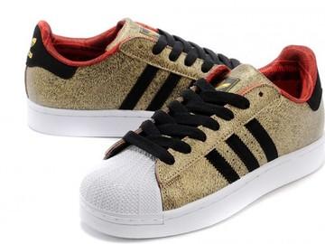 Vente avec paiement en ligne: Femme/Homme Adidas Originals Superstar Jaune