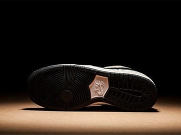 Vente avec paiement en ligne: Femme Nike Dunk SB Noir