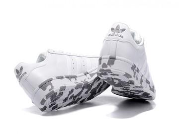 Vente avec paiement en ligne: Femme/Homme Adidas Originals Superstar Blanc