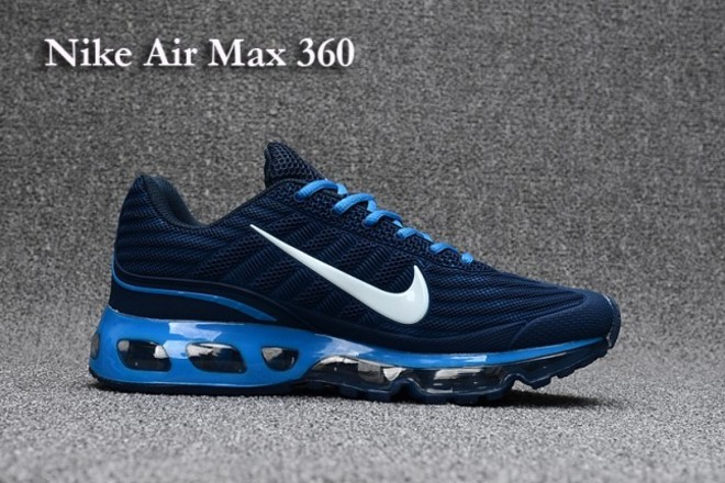 air max 360 bleu