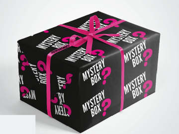Buy Now: Mystery Top Secret Unknown 75x Items Box Clues Provided