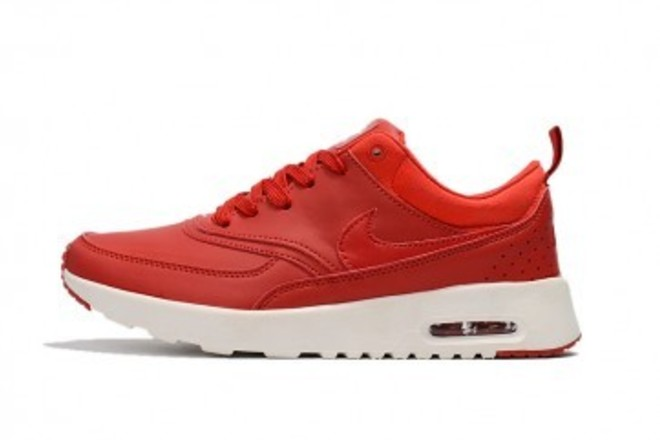 Homme Nike Air Max Thea Rouge lebonmarket