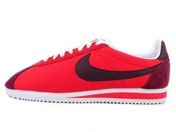 Vente avec paiement en ligne: Femme Nike Cortez Rouge