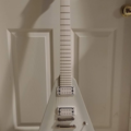 Renting out: Epiphone Snow Falcon Flying V