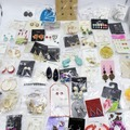 Buy Now: 100 Pair Lot New Department Store Earrings  High Value