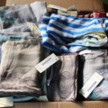 Buy Now: New 40 Piece High Quality Brand Name Shawl Wraps Sample Sale