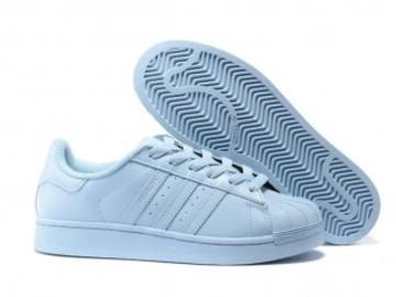 Vente avec paiement en ligne: Femme/Homme Adidas Originals Superstar Bleu