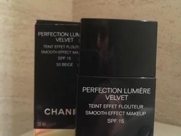 Venta: Base de maquillaje Chanel .tono 30 beige