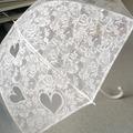 Ilmoitus: Myydään hääsateenvarjo