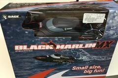 Selling: Rage black marlin EP Micro boat