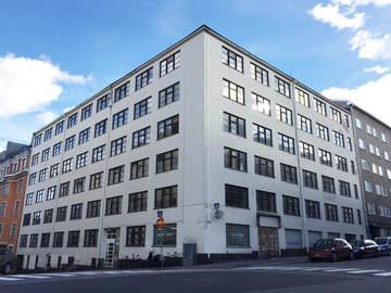 Renting out: Työhuonetilaa Kulttuuritalon läheisyydessä