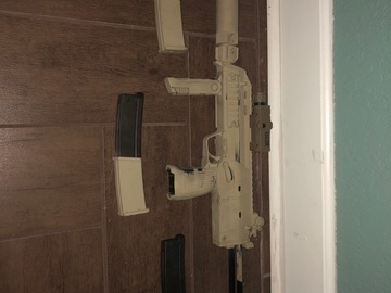 Selling: KWA MP7A1 Package