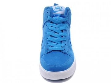 Vente avec paiement en ligne: Femme Nike Dunk SB Bleu