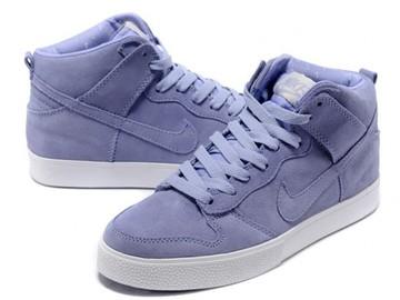 Vente avec paiement en ligne: Femme Nike Dunk SB Violet