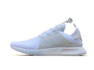 Vente avec paiement en ligne: Homme Adidas X PLR Blanc